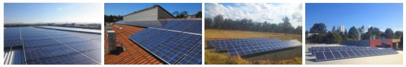 commercial solar power systems proudly installed by Gold Coast Solar Power Solutions