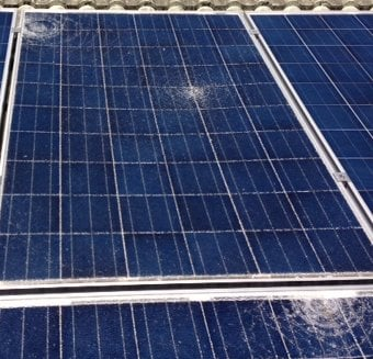 Solar panels and hail-are you prepared for large hail?