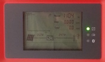 The latest range of SMA Sunnyboy Inverters have a large easy to read display allowing for easy monitoring of your solar power system.
