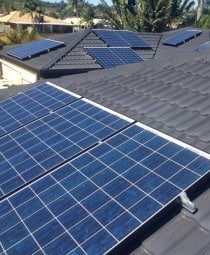 Solar Power Currumbin Waters - Phil's 2.94kW System