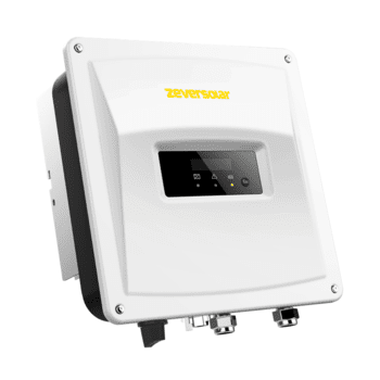 Zeversolar inverters are a cheaper option for replacing your faulty solar inverter