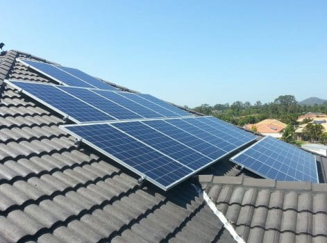 Gullivers Coomera Solar Panels North roof installed by Gold Coast Solar Power Solutions