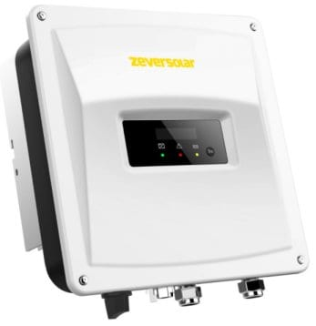 Zeversolar Zeverlution Solar Inverter are used and recommended by Gold Coast Solar Power Solutions