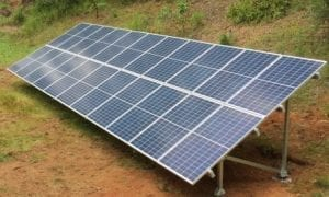 Ground mount solar panels can be used for off grid solar power systems