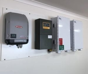 Fronius Primo-Selectronic-20kWh DCS Lithium Phosphate Batteries Off Grid Solar power system