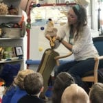 Author storytime session with Nikki Rogers