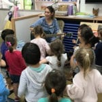 Story time session with author Nikki Rogers