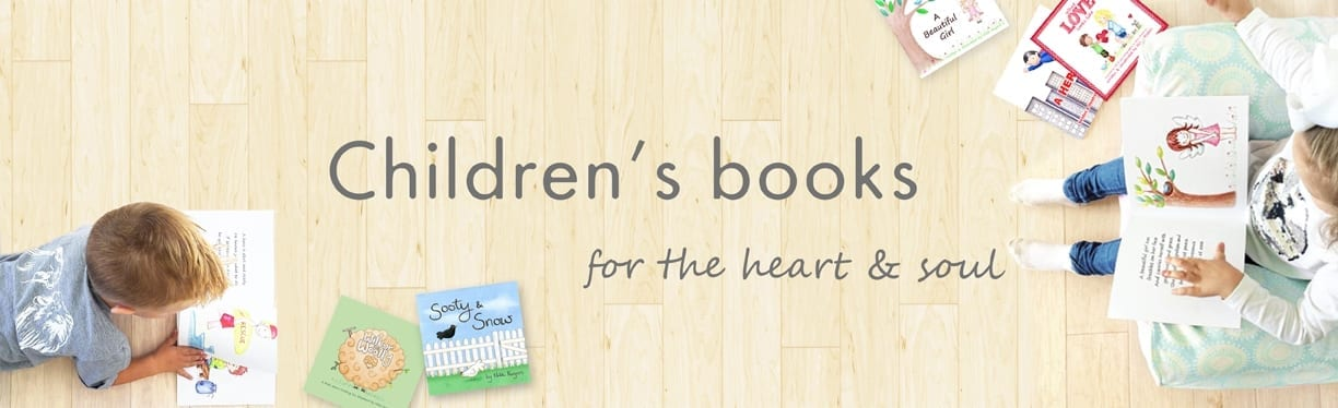Created to be children's books by Nikki Rogers